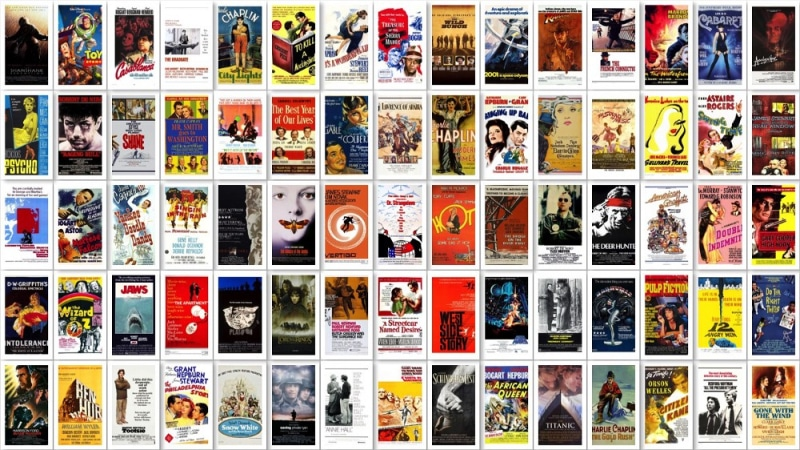 The Greatest Films Of All Time A List Compiled From Multiple Sources Owen Temple